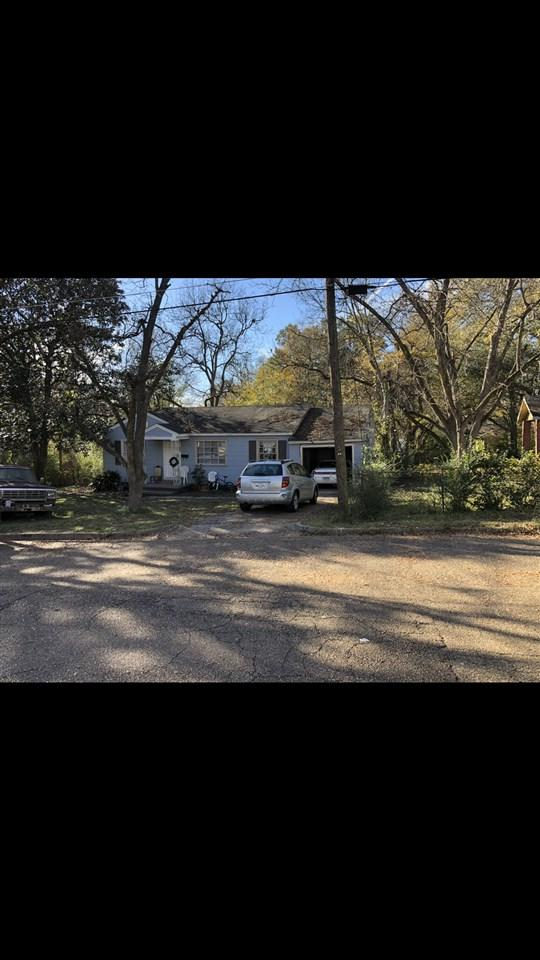 265 Holland Ave, Jackson, MS 39204 (MLS #315492) :: RE/MAX Alliance