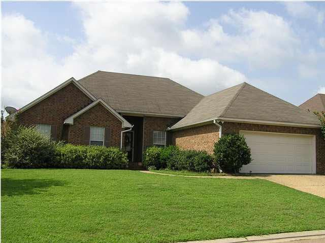427 Wildberry Cir, Pearl, MS 39208 (MLS #316929) :: RE/MAX Alliance