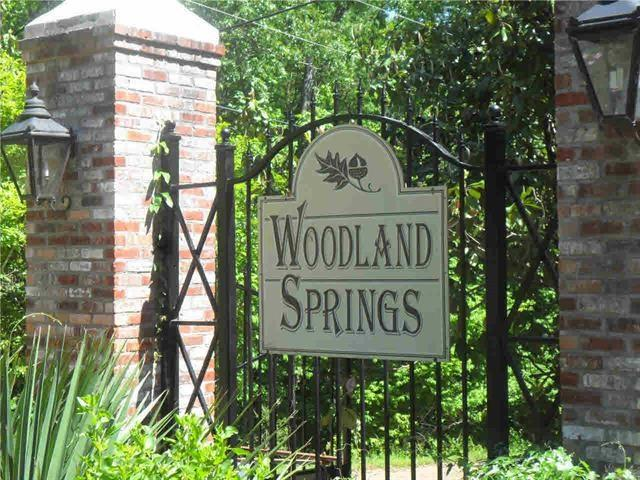 Lot 21 Woodland Springs Dr #21, Ridgeland, MS 39157 (MLS #318811) :: Three Rivers Real Estate