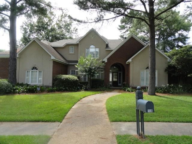 108 Palisades Blvd, Brandon, MS 39047 (MLS #321333) :: RE/MAX Alliance