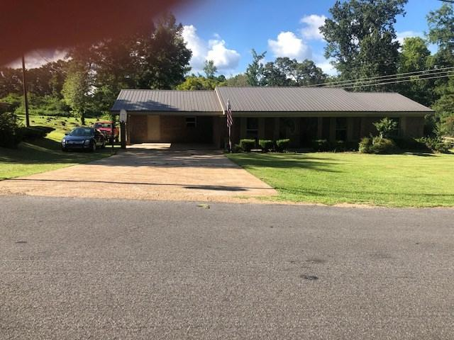 124 Old Magee Rd, Magee, MS 39111 (MLS #321960) :: RE/MAX Alliance
