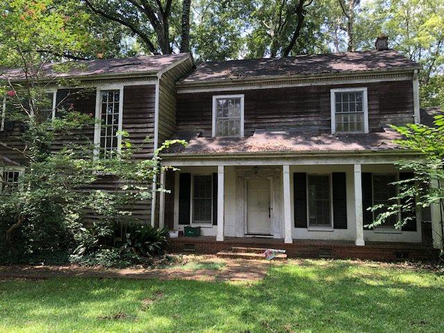 4135 Ridgewood Rd, Jackson, MS 39211 (MLS #322482) :: RE/MAX Alliance