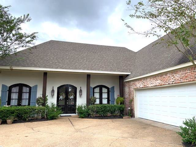 134 Bridgepointe Blvd, Brandon, MS 39047 (MLS #324652) :: RE/MAX Alliance