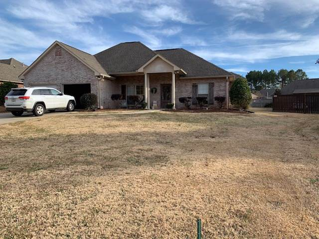 107 Richmond Way, Canton, MS 39046 (MLS #326087) :: RE/MAX Alliance