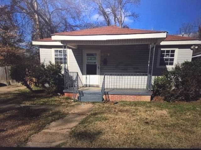 1634 Barrett Ave, Jackson, MS 39204 (MLS #326203) :: RE/MAX Alliance