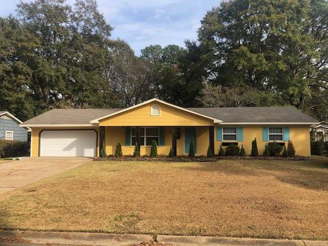 5810 Fallview Dr, Jackson, MS 39211 (MLS #326271) :: RE/MAX Alliance
