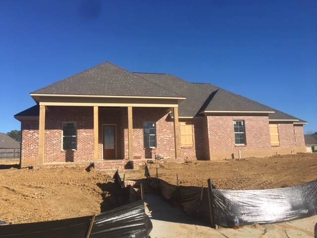 163 Catherine, Clinton, MS 39056 (MLS #327834) :: RE/MAX Alliance