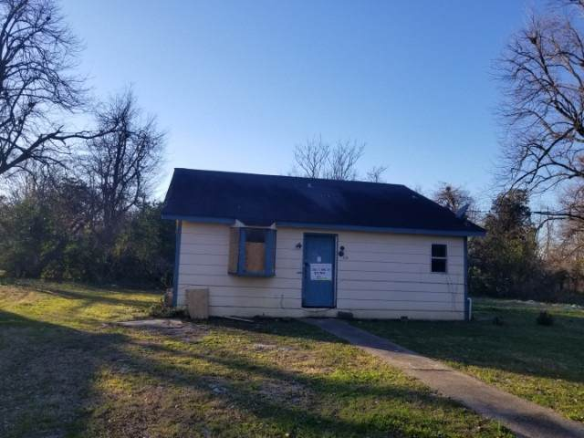 203 S 8TH ST, Greenville, MS 38703 (MLS #328050) :: RE/MAX Alliance