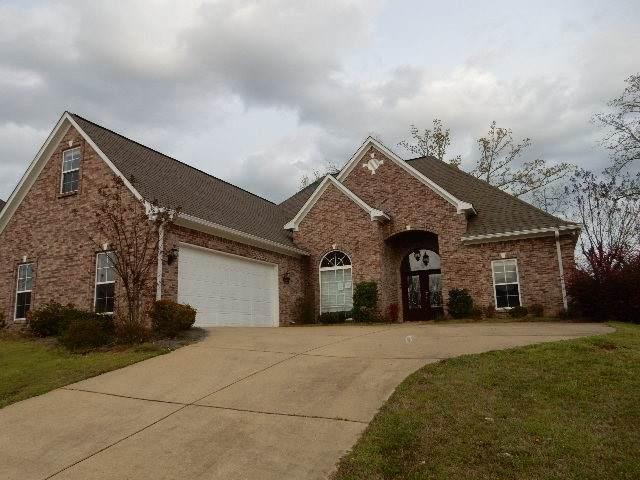 415 Glen Oaks Dr, Brandon, MS 39047 (MLS #329166) :: List For Less MS