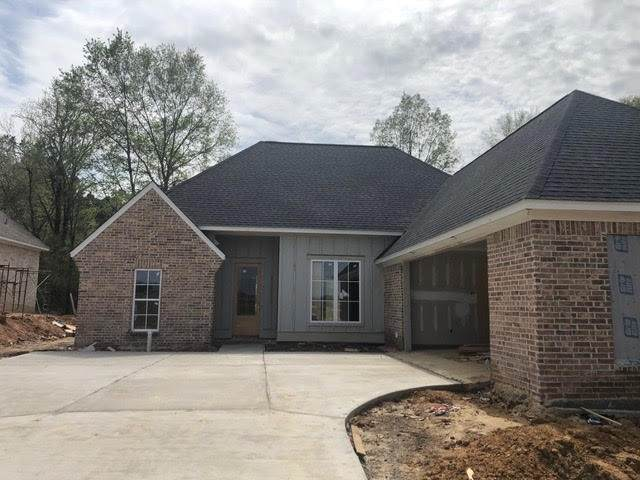 Lot 40 Sweetbriar Cir, Canton, MS 39110 (MLS #329319) :: List For Less MS