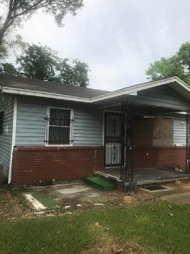 1122 Plymouth Heights Blvd, Jackson, MS 39213 (MLS #330003) :: RE/MAX Alliance
