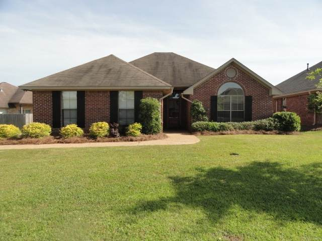 422 Springhill Pte, Brandon, MS 39047 (MLS #330075) :: RE/MAX Alliance