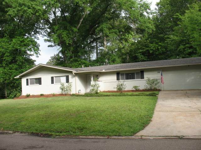 125 Northcliff Dr, Jackson, MS 39211 (MLS #330652) :: Three Rivers Real Estate
