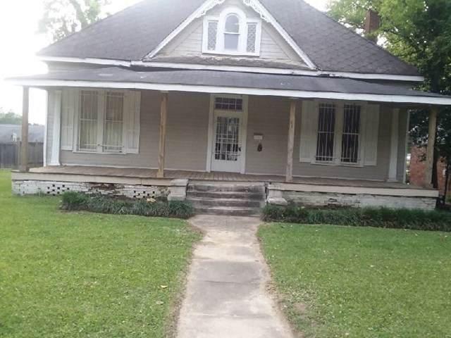 137 Calhoun Ave, Yazoo City, MS 39194 (MLS #330837) :: List For Less MS
