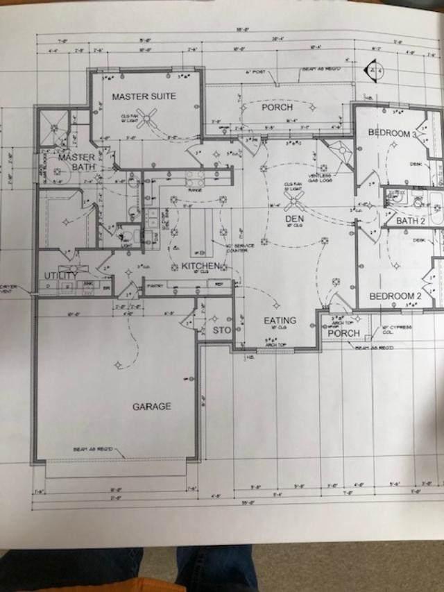 108 Allie Lane, Canton, MS 39046 (MLS #331163) :: Three Rivers Real Estate