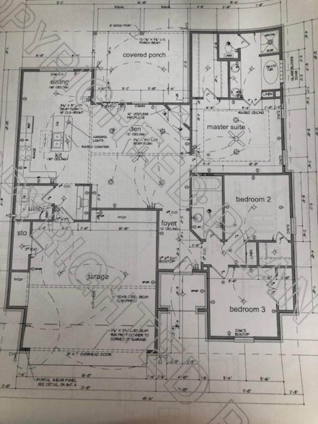 106 Allie Lane, Canton, MS 39046 (MLS #331165) :: Three Rivers Real Estate