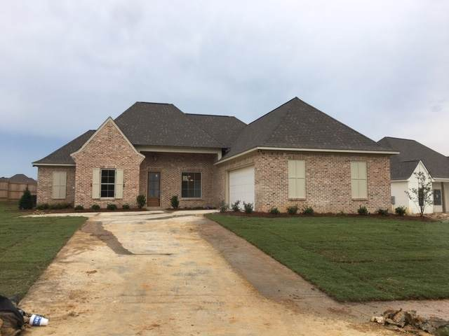 155 Catherine, Clinton, MS 39056 (MLS #331215) :: RE/MAX Alliance