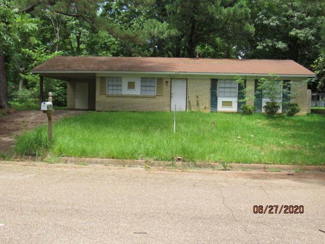 620 Queen Cir, Jackson, MS 39209 (MLS #332339) :: RE/MAX Alliance