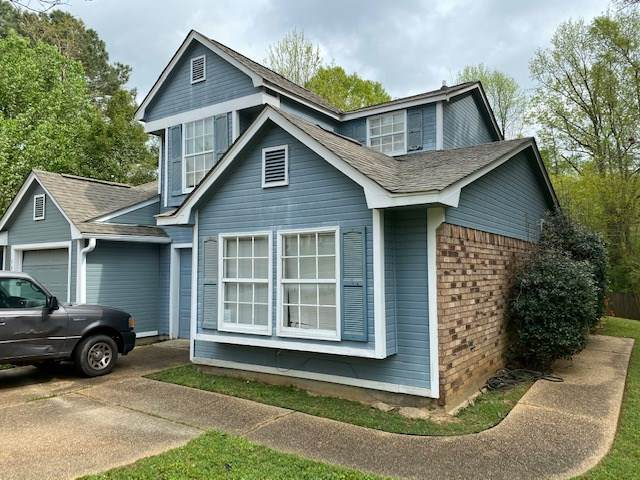 138 Amberwood Dr, Clinton, MS 39056 (MLS #332452) :: List For Less MS