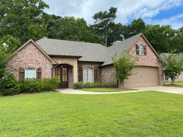 126 Belle Oak Dr, Brandon, MS 39042 (MLS #332977) :: Exit Southern Realty