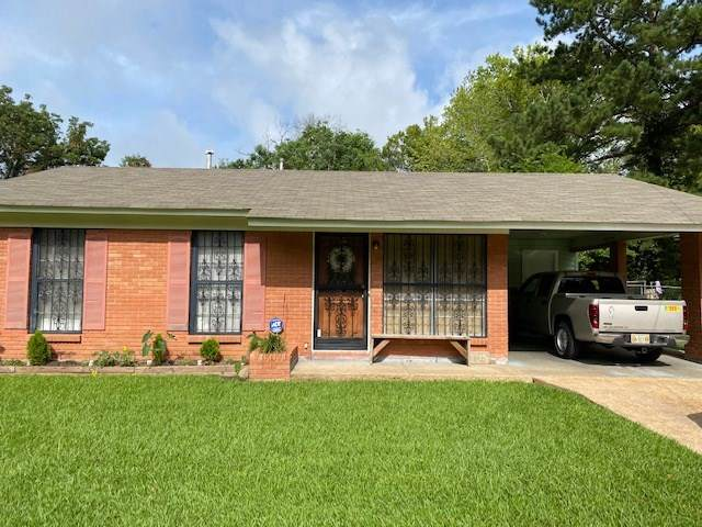 3715 Skyline Dr, Jackson, MS 39213 (MLS #333034) :: RE/MAX Alliance
