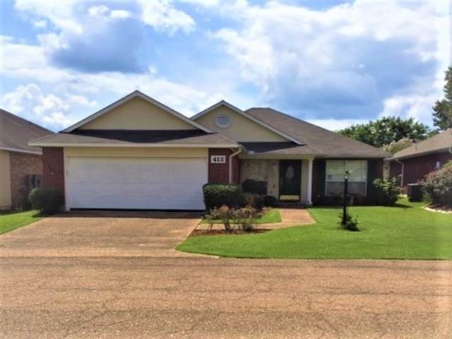 415 Twin Lakes North, Clinton, MS 39056 (MLS #333314) :: RE/MAX Alliance