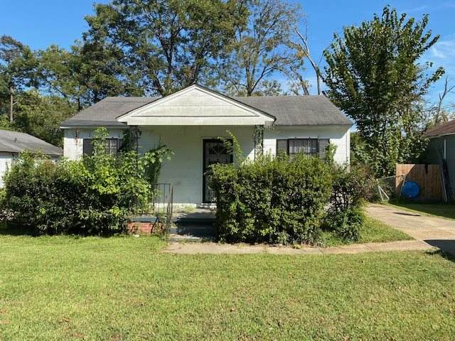 3334 Lampton Ave, Jackson, MS 39213 (MLS #335045) :: Mississippi United Realty