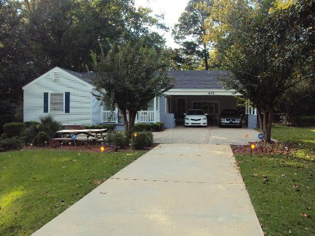 412 Colonial Cir, Jackson, MS 39211 (MLS #335320) :: Mississippi United Realty
