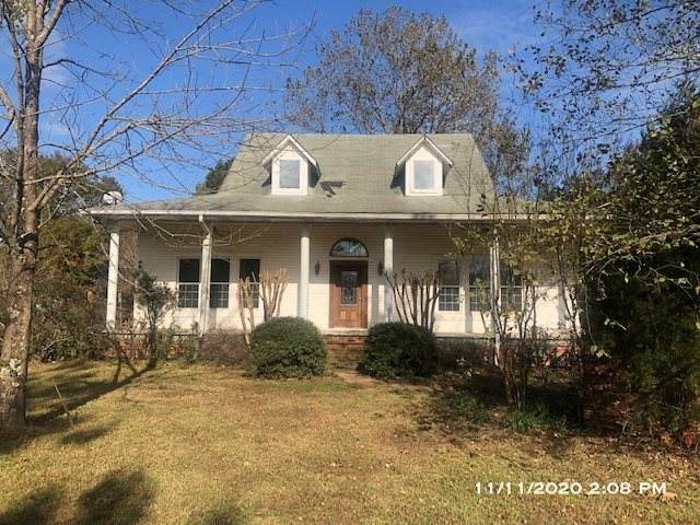 51 Castle Chapel Rd, Yazoo City, MS 39194 (MLS #336337) :: RE/MAX Alliance