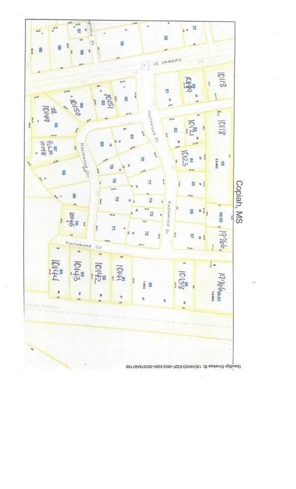 0 Hazlewood Dr 2. 3, 4, 5, 8 ,, Hazlehurst, MS 39083 (MLS #336502) :: eXp Realty