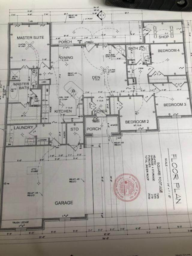 100 Chartleigh Circle, Canton, MS 39046 (MLS #340331) :: eXp Realty