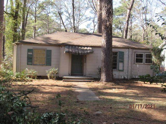 2039 East Dr, Jackson, MS 39204 (MLS #340376) :: eXp Realty