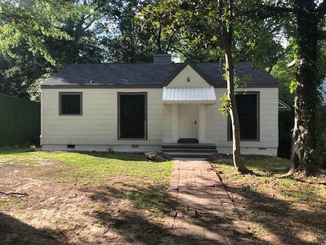422 E Ridgeway St, Jackson, MS 39206 (MLS #341954) :: eXp Realty