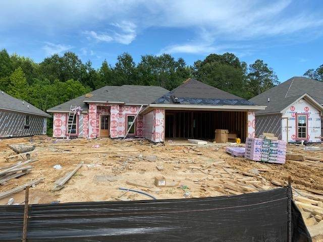 555 Silver Hill, Pearl, MS 39208 (MLS #342401) :: eXp Realty