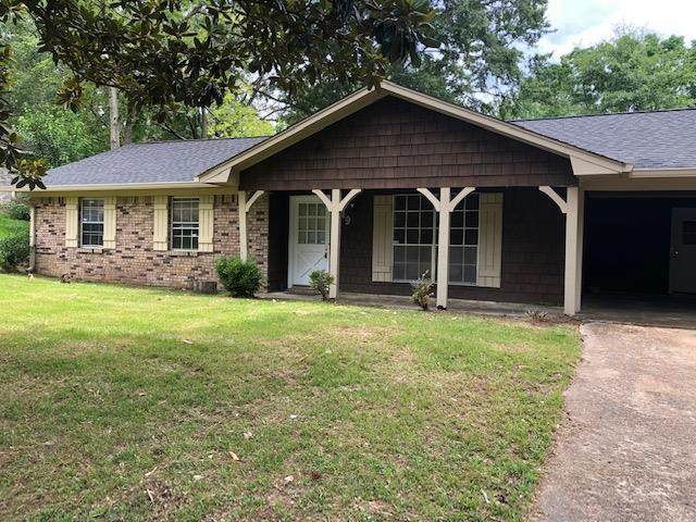 149 Mayfair Dr, Jackson, MS 39212 (MLS #342466) :: eXp Realty