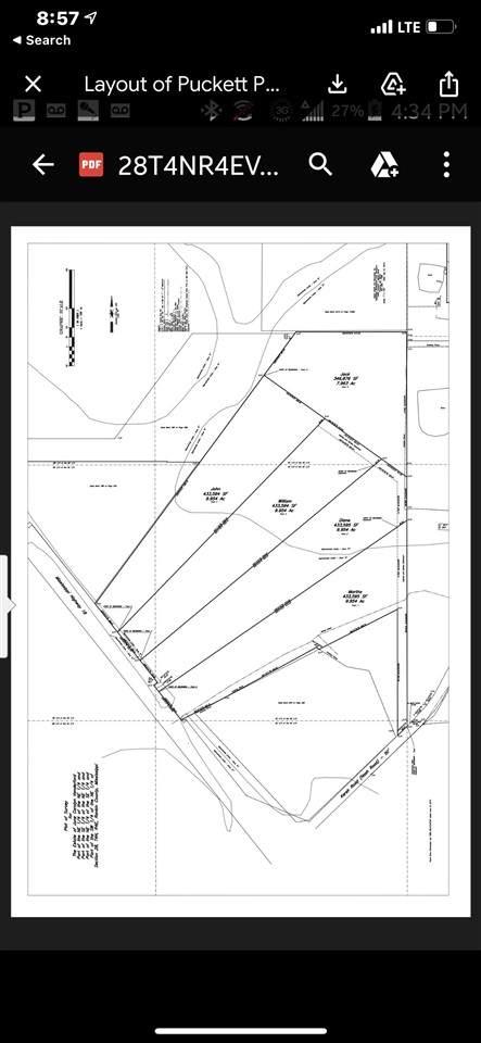 Highway 18 Hwy 4 Lots, Brandon, MS 39042 (MLS #342604) :: eXp Realty
