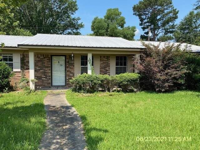 602 SE 10TH AVE, Magee, MS 39111 (MLS #342835) :: eXp Realty