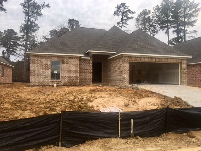 140 Magnolia Place Cr, Brandon, MS 39047 (MLS #303842) :: RE/MAX Alliance