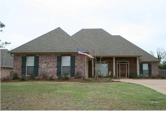 1277 Woodberry Dr, Madison, MS 39110 (MLS #316803) :: RE/MAX Alliance