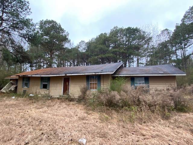 408 Johnson Town Rd, Lake, MS 39092 (MLS #321941) :: Mississippi United Realty