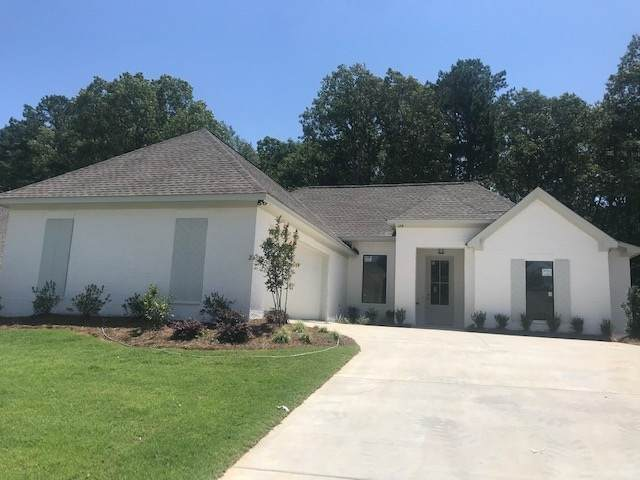 128 Woodburn Way, Pearl, MS 39208 (MLS #328193) :: Exit Southern Realty
