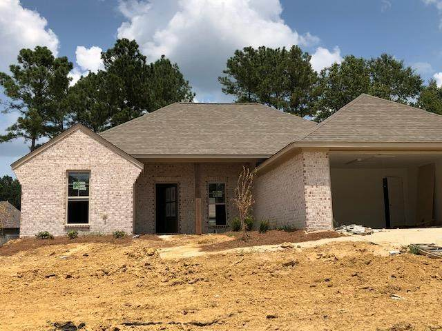 104 Allie Lane, Canton, MS 39046 (MLS #331166) :: Exit Southern Realty