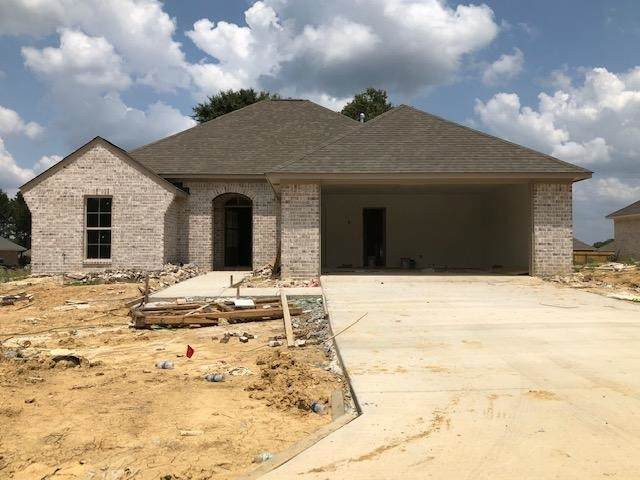 112 Allie Lane, Canton, MS 39046 (MLS #331672) :: Exit Southern Realty