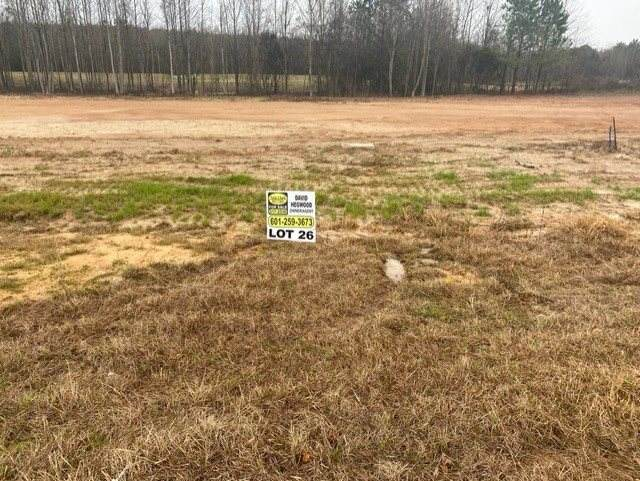 Kennedy Farms Parkway Lot 26, Brandon, MS 39042 (MLS #337928) :: eXp Realty
