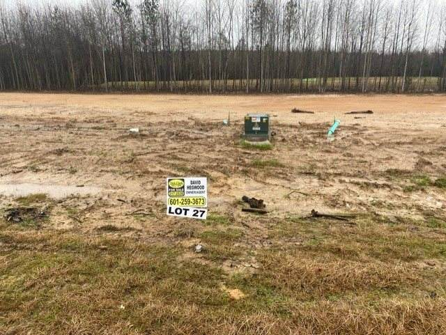 Kennedy Farms Parkway Lot 27, Brandon, MS 39042 (MLS #337930) :: eXp Realty