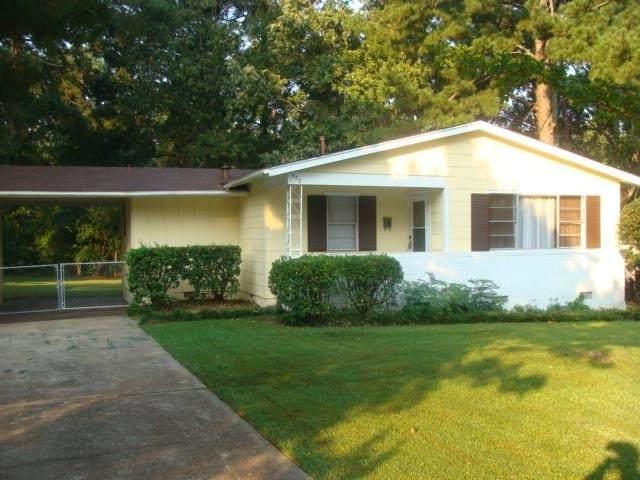 573 N Park Ln, Jackson, MS 39206 (MLS #342002) :: eXp Realty
