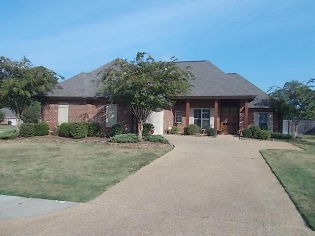537 Springhill Crossing, Brandon, MS 39047 (MLS #310149) :: RE/MAX Alliance