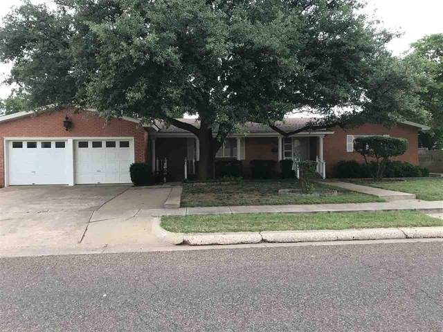 510 N 14th, Lamesa, TX 79331 (MLS #191028) :: Triangle Real Estate
