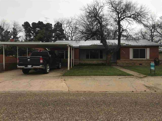 406 N 16th St., Lamesa, TX 79331 (MLS #200437) :: Triangle Real Estate