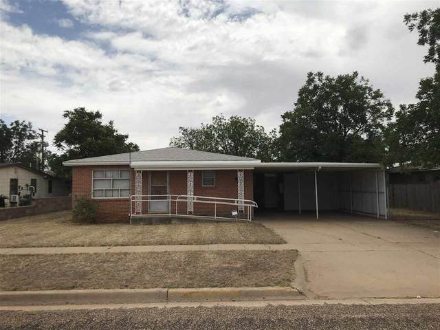 511 N 15th St., Lamesa, TX 79331 (MLS #201094) :: Triangle Real Estate